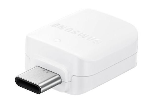 Samsung USB Typ-C auf USB Typ-A Adapter black