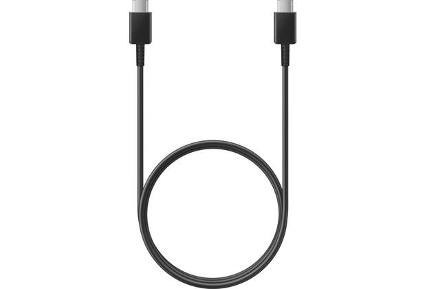 Samsung USB Type-C zu USB Typ C Kabel, 1 m, 60W, black