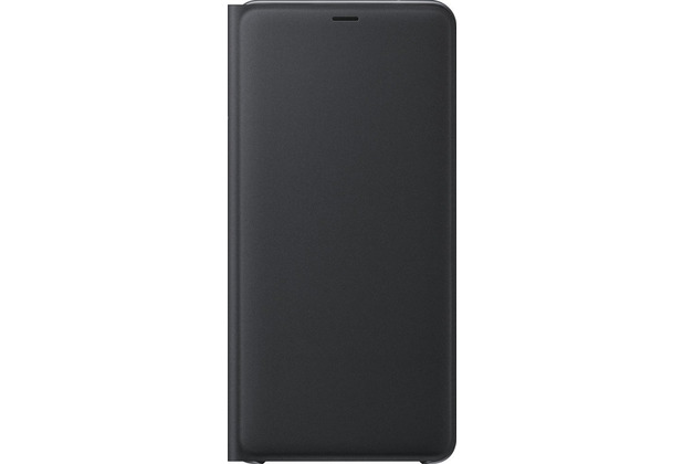 Samsung Wallet Cover Galaxy A9 (2018) black