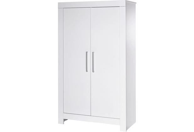 Schardt Nordic White Schrank 2 Türen, weiß