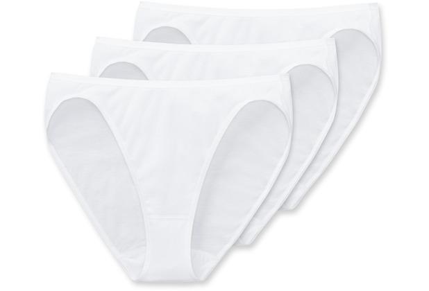 Schiesser 2er Pack Rio Slip weiß 000520-100 36
