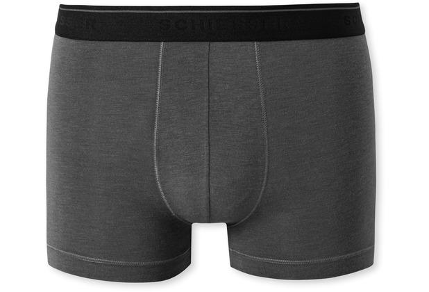 Schiesser Herren Shorts grau 165324-200 4