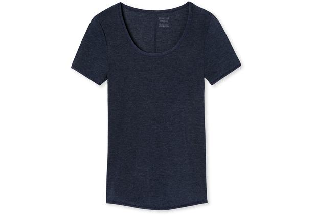 Schiesser Shirt 1/2 Arm nachtblau 155413-804 3XL