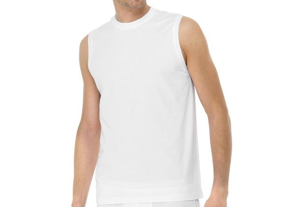 Schiesser Tank Top Muscle Shirt Doppelpack weiß L