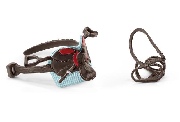 Schleich Sattel & Zaumzeug Horse Club Hannah & Cayenne