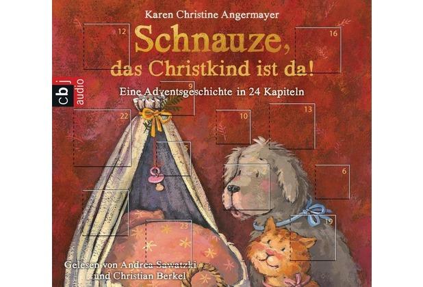 Schnauze, das Christkind ist da! Ungekürzte Lesung Hörbuch