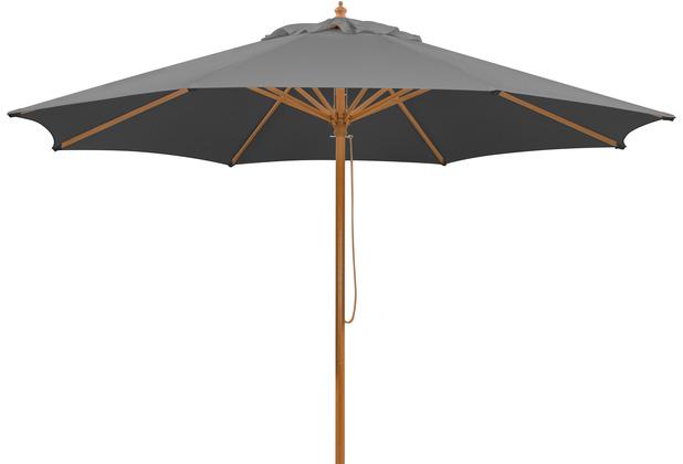 Schneider Schirme Sonnenschirm Malaga 300/8 anthrazit