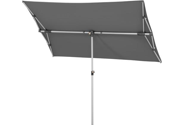 Schneider Schirme Sonnenschirm Novara 190x140 anthrazit