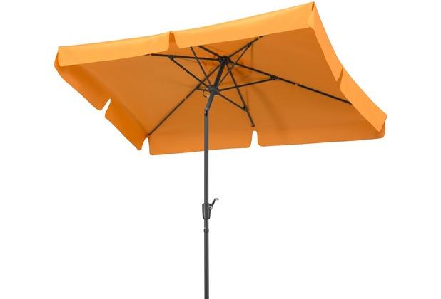 Schneider Schirme Sonnenschirm New York 270x150 mandarine