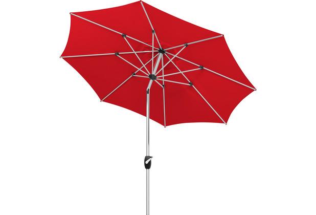 Schneider Schirme Sonnenschirm Venedig 270/8 rot
