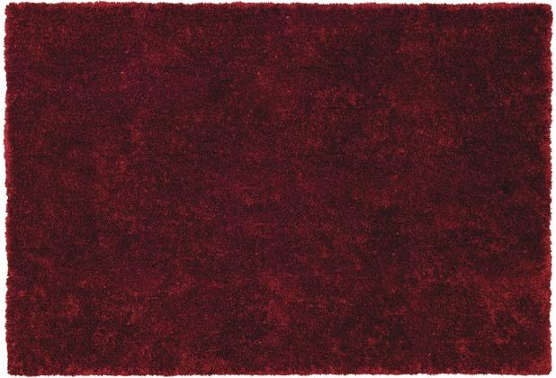 sch ner wohnen hochflor teppich emotion 010 rot. Black Bedroom Furniture Sets. Home Design Ideas