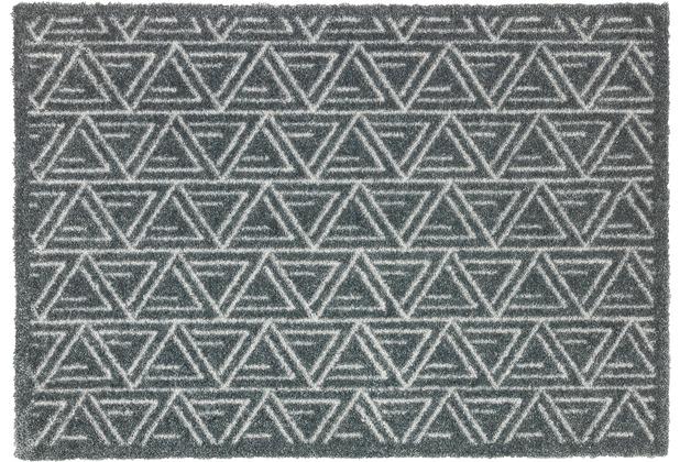 Sch ner wohnen fu matte manhattan design 005 farbe 040 for Schoner wohnen farbe grau