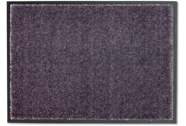 Schöner Wohnen Kollektion Fußmatte Miami Col. 042 dunkelgrau 50x70 cm