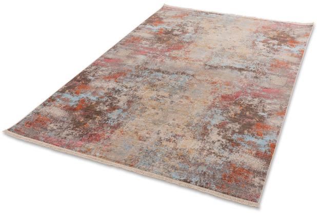 Schöner Wohnen Kollektion Teppich Mystik D.212 C.099 Allover bunt 70x140cm