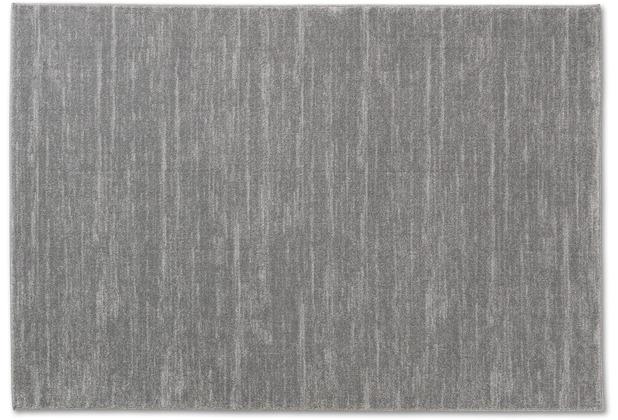 Schöner Wohnen Kollektion Teppich Balance D.200 C.042 hellgrau 133x190 cm