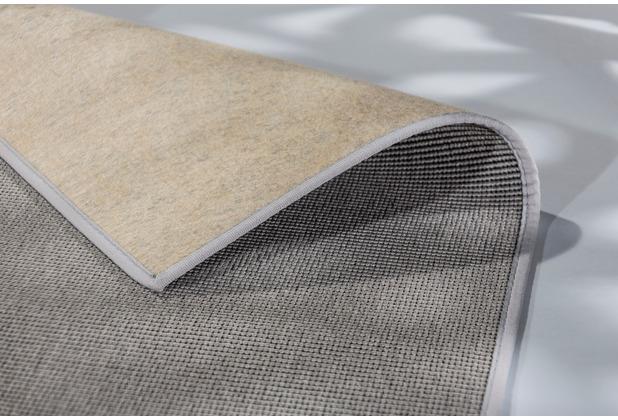 Schöner Wohnen Teppich Galya D. 190 C. 004 silber 120x180 cm