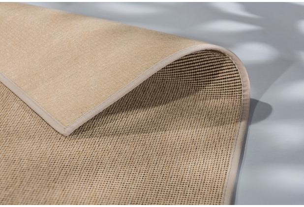 Schöner Wohnen Kollektion Teppich Galya D. 190 C. 006 beige 120x180 cm