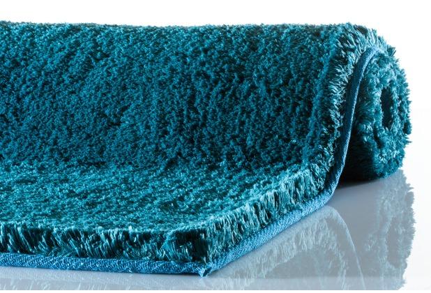 Schöner Wohnen Teppich Harmony D. 160 C. 025 petrol 140 x 70 cm