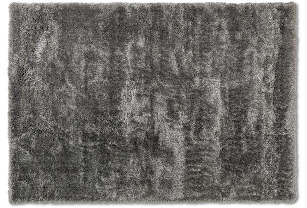 Schöner Wohnen Kollektion Teppich Heaven D.200 C.005 grau 133x190 cm