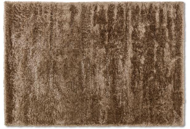 Schöner Wohnen Kollektion Teppich Heaven D.200 C.006 beige 133x190 cm