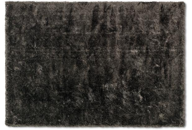 Schöner Wohnen Kollektion Teppich Heaven D.200 C.040 anthrazit 133x190 cm