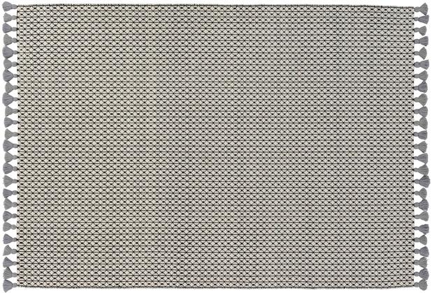 Schöner Wohnen Kollektion Teppich Insula D.191 C. 005 grau 140x200 cm