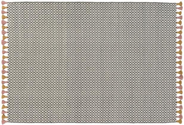 Schöner Wohnen Kollektion Teppich Insula D.191 C. 015 rosa 140x200 cm
