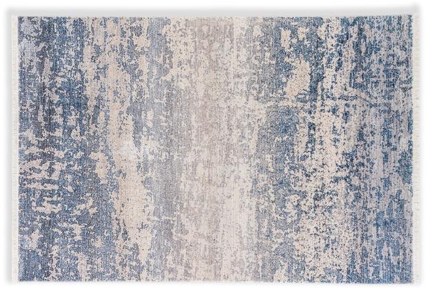 Schöner Wohnen Teppich Mystik D. 191 C. 020 Orient blau 133x185 cm