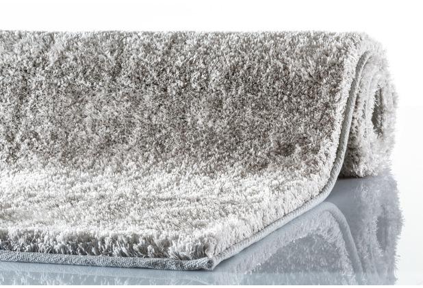 Schöner Wohnen Teppich New Elegance Design 170 Farbe 004 silber Wunschmaß