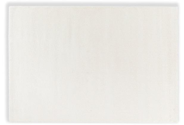 Schöner Wohnen Teppich Pure D. 190 C. 000 creme 133x190 cm