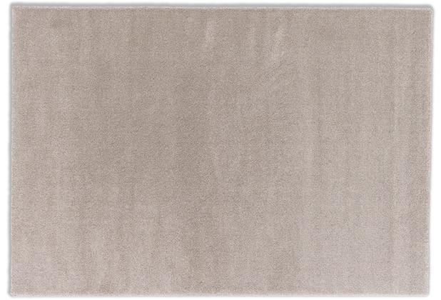 Schöner Wohnen Teppich Pure D. 190 C. 006 beige 133x190 cm