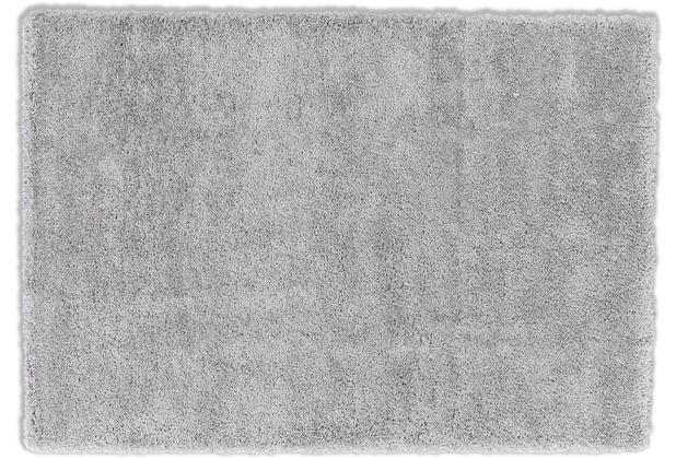 Schöner Wohnen Teppich Savage D. 190 C. 004 silber 133x190 cm