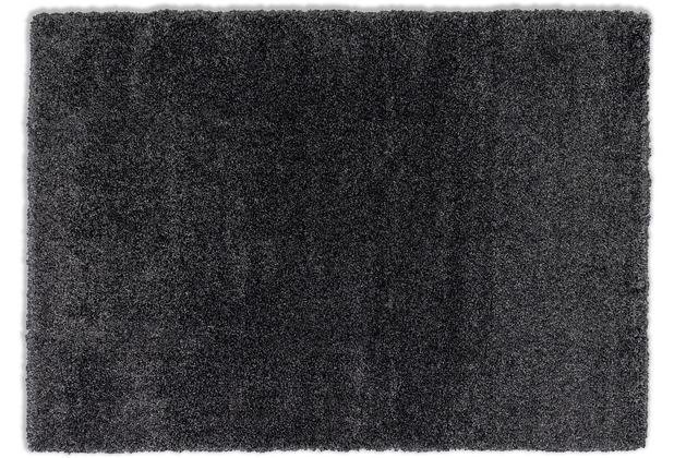 Schöner Wohnen Teppich Savage D. 190 C. 040 anthrazit 133x190 cm