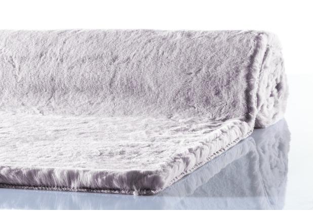 Schöner Wohnen Teppich Tender Design 180 Farbe 084 taupe 160 x 230 cm