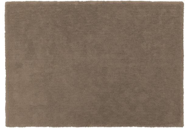 Schöner Wohnen Kollektion Vitality Des.160 Farbe 60 braun 70x140cm