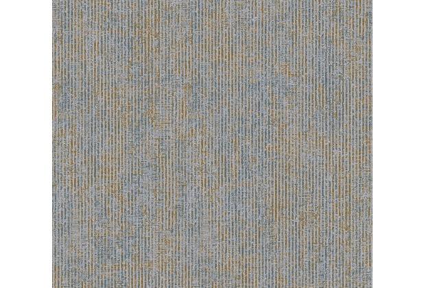 Livingwalls Vliestapete Tapete grau metallic 358682 10,05 m x 0,53 m