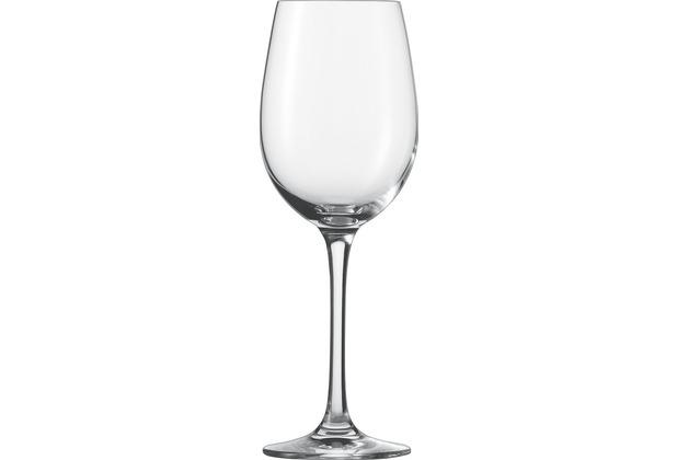 Schott Zwiesel Weinkelch Classico mit Eichstrich 312 ml