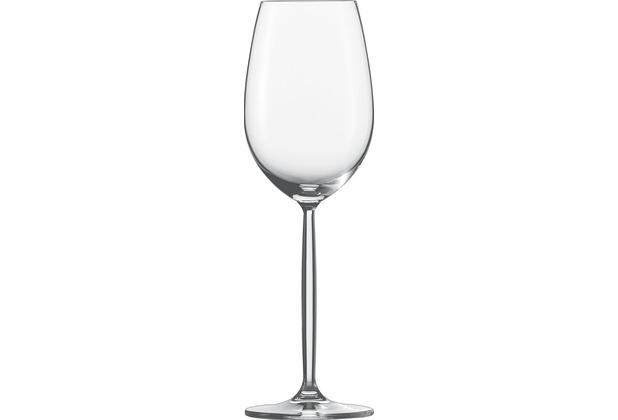 Schott Zwiesel Weinkelch Diva mit Eichstrich 302 ml