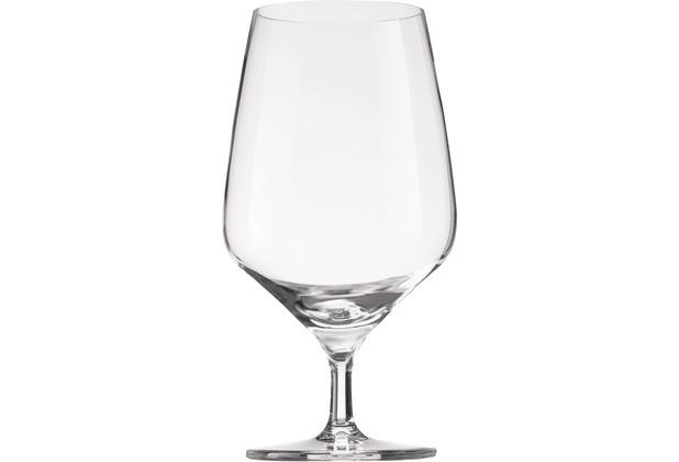 Schott Zwiesel Weißweinglas Serie Bistro Line 0,1l + 0,2l geeicht