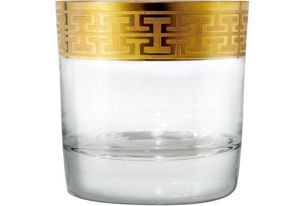 Schott Zwiesel Whiskyglas groß mit Echtgold-Dekor Hommage Gold Classic