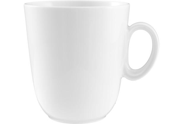 Seltmann Weiden Becher mit Henkel 0,30 l Paso weiß uni 00003