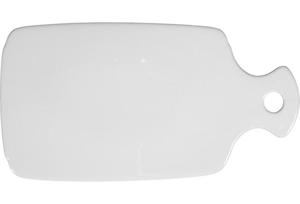 Seltmann Weiden Brotbrett 3001 27 cm Compact weiß uni 00007