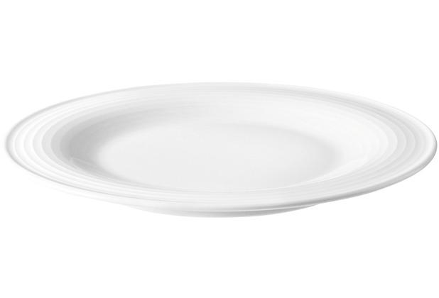 Seltmann Weiden Brotteller rund 17 cm Beat weiß