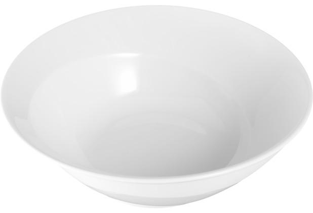Seltmann Weiden Dessertschale 15 cm Paso weiß uni 00003