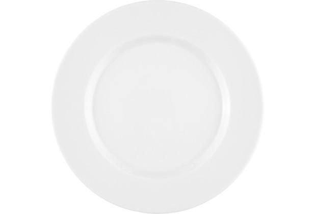 Seltmann Weiden Frühstücksteller 24 cm No Limits weiß uni 00003