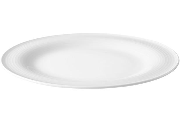 Seltmann Weiden Frühstücksteller rund 23 cm Beat weiß