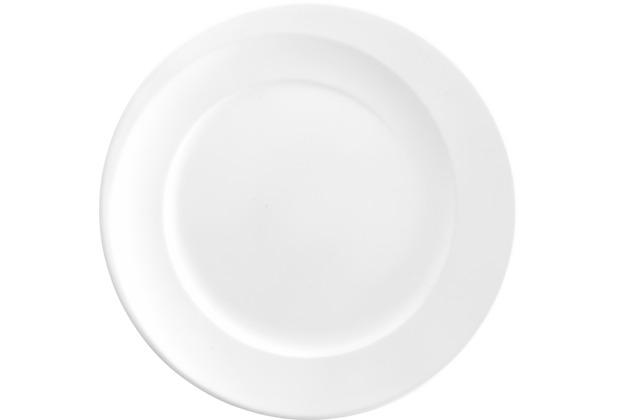 Seltmann Weiden Frühstücksteller rund 23 cm Paso weiß uni 00003