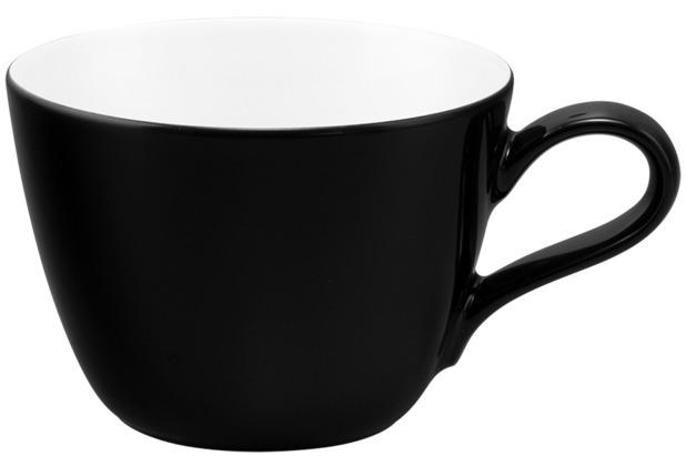 Seltmann Weiden Kaffeeobertasse 0,24 l Life Fashion glamorous black 25677