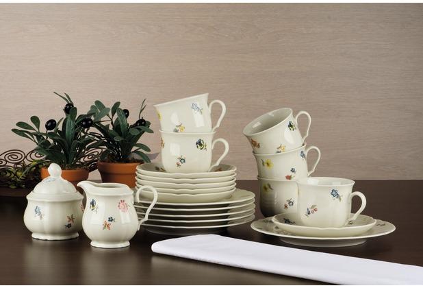 Seltmann Weiden Kaffeeservice 20-tlg. 2 Marieluise elfenbein 44714