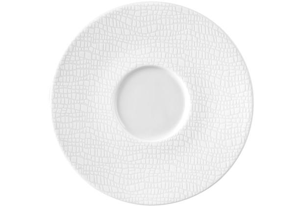 Seltmann Weiden Kombi-Untertasse 16,5 cm Life Fashion luxury white 25676